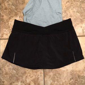 Lululemon Golf/Tennis Skirt, Size 8